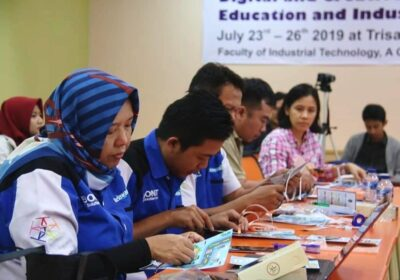 Workshop and Hands on Training of Digital and Creative Learning for Education and Industry